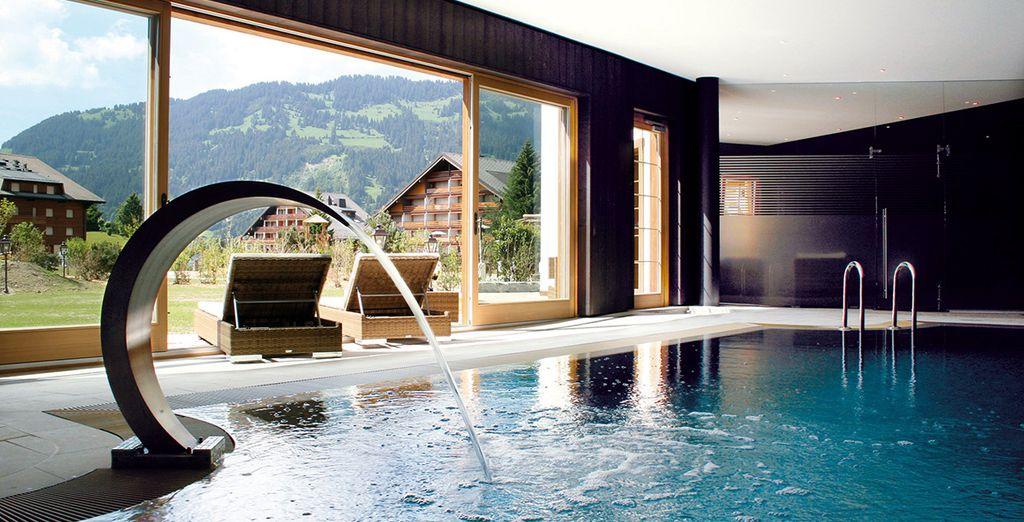 Das Chalet RoyAlp Hotel & Spa 5* öffnet Ihnen die Türen
