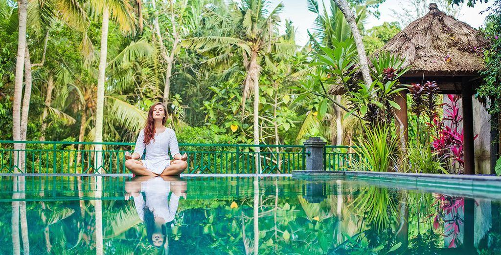 Reisen Sie nach Bali