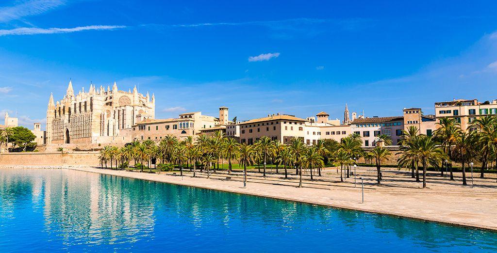 Willkommen auf Mallorca!