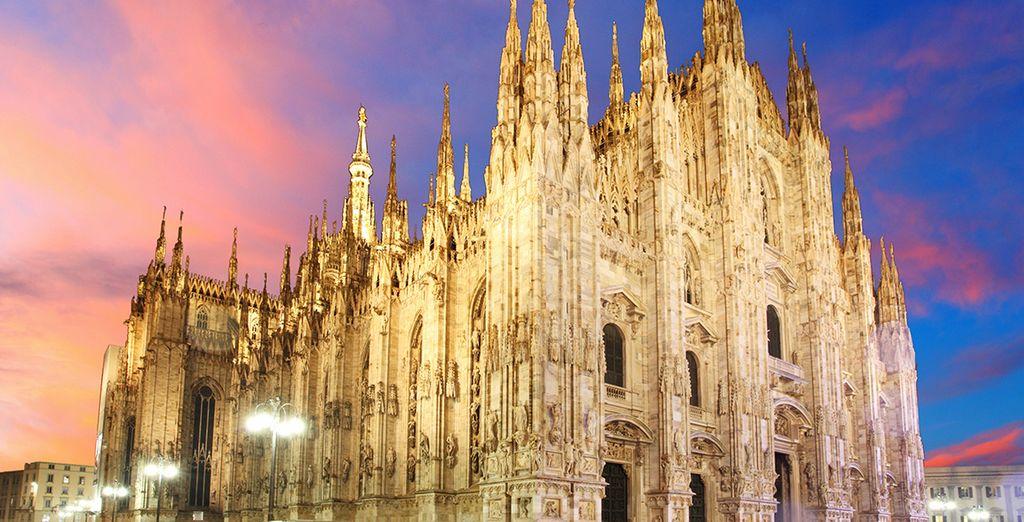Entdecken Sie die Schätze und architektonischen Wunder der Stadt