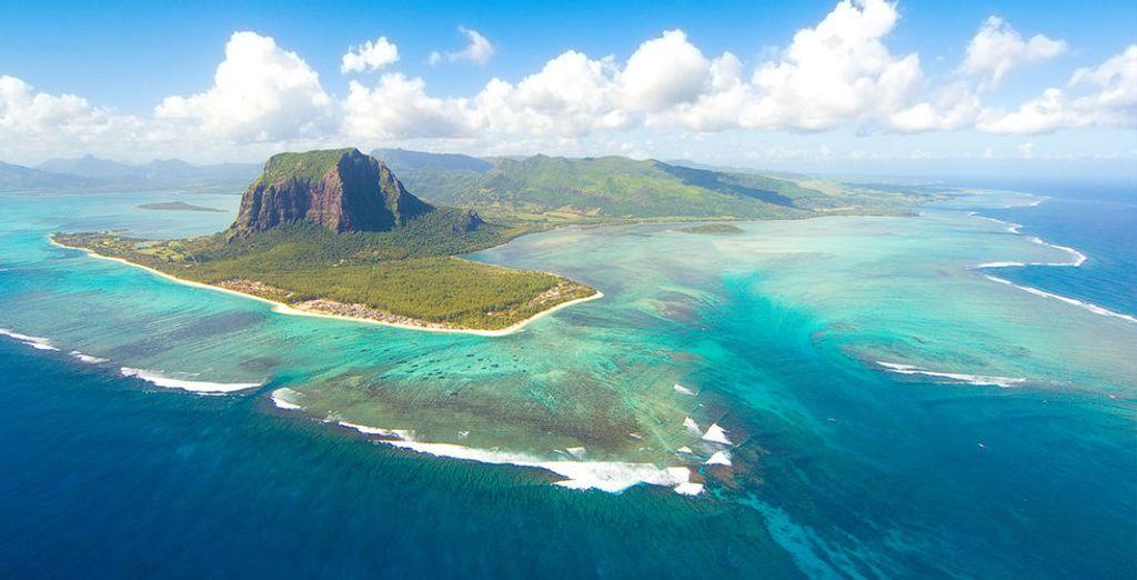 Auf Mauritius
