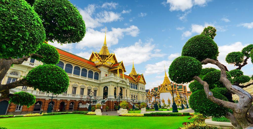Verpassen Sie nicht die berühmten Tempel von Bangkok