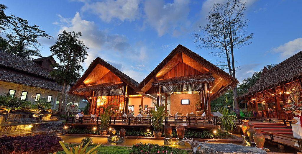 Das Hotel Aonang Fiore Resort