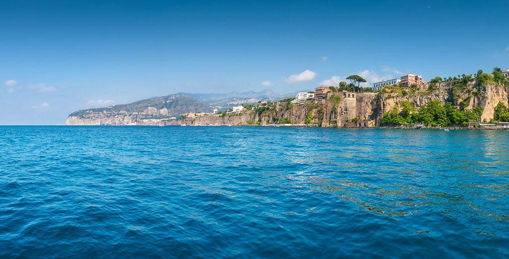 Haben Sie einen ausgezeichnete Aufenthalt in Italien!