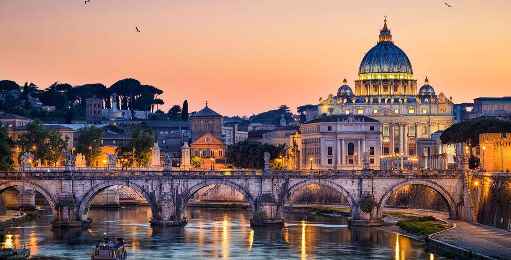 Entdecken Sie die Geschichte und Kultur von Rom