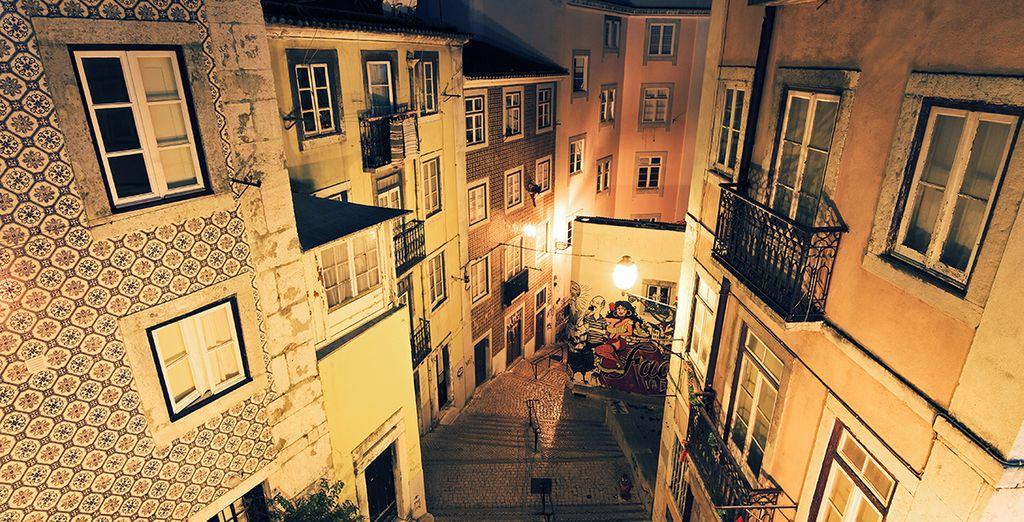 Erleben Sie das aufregende Nachtleben der Stadt