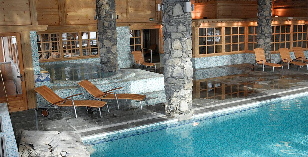 Die Residenz verfügt über exzellente Freizeiteinrichtungen