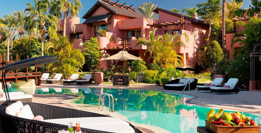 ... Ritz Carlton Abama Golf & Spa Resort