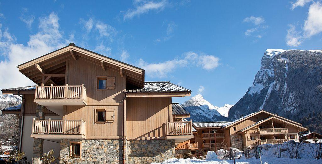 Wir wünschen Ihnen einen schönen Aufenthalt in Haute-Savoie!