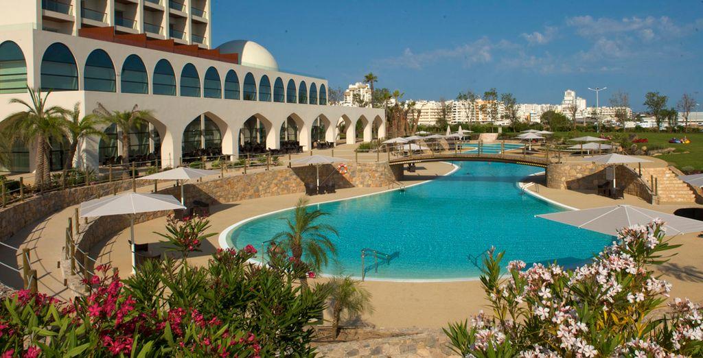 Genießen Sie eine außergewöhnliche Umgebung in der Algarve...