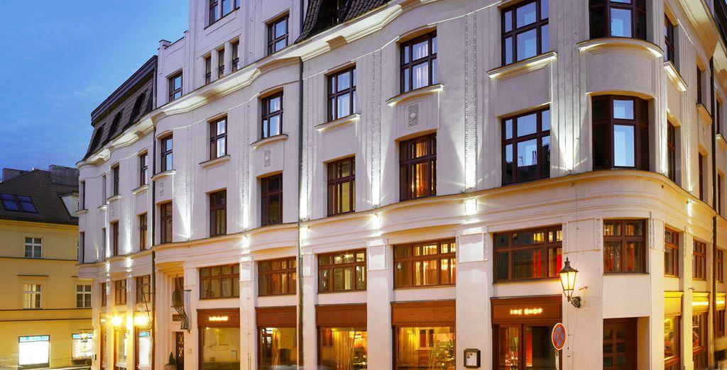 Das Buddha Bar Hotel 5*