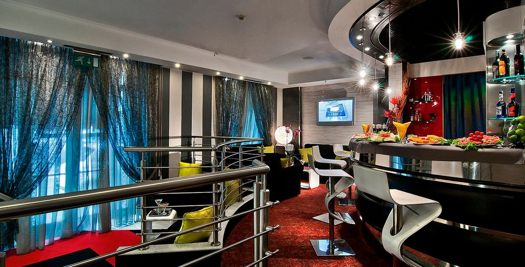 Das Ariston Hotel öffnet seine Pforten für Sie