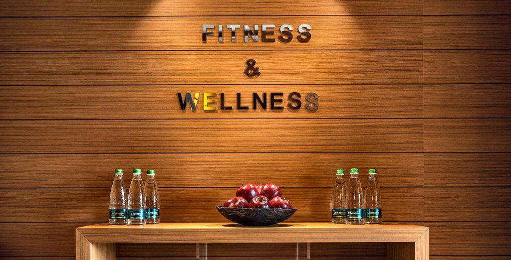 Lassen Sie sich auch den Wellness-Bereich nicht entgehen