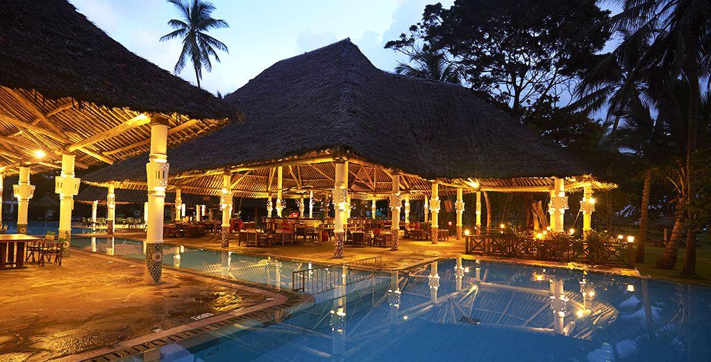 Entspannen Sie im wunderschönen Ambiente dieses Hotels