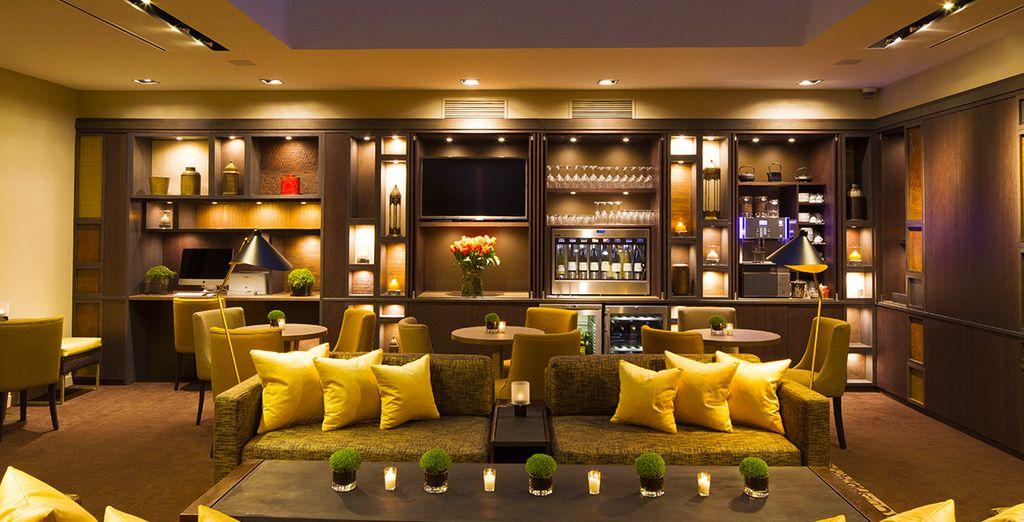 Das Hotel Villa Saxe Eiffel 4* begrüßt Sie herzlich