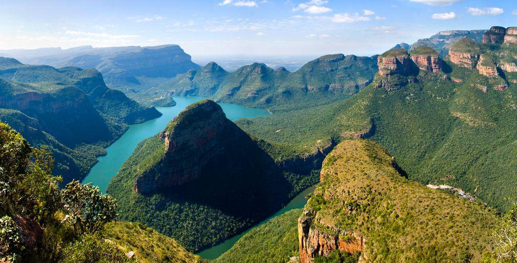 Erkunden Sie die wilde Natur Südafrikas