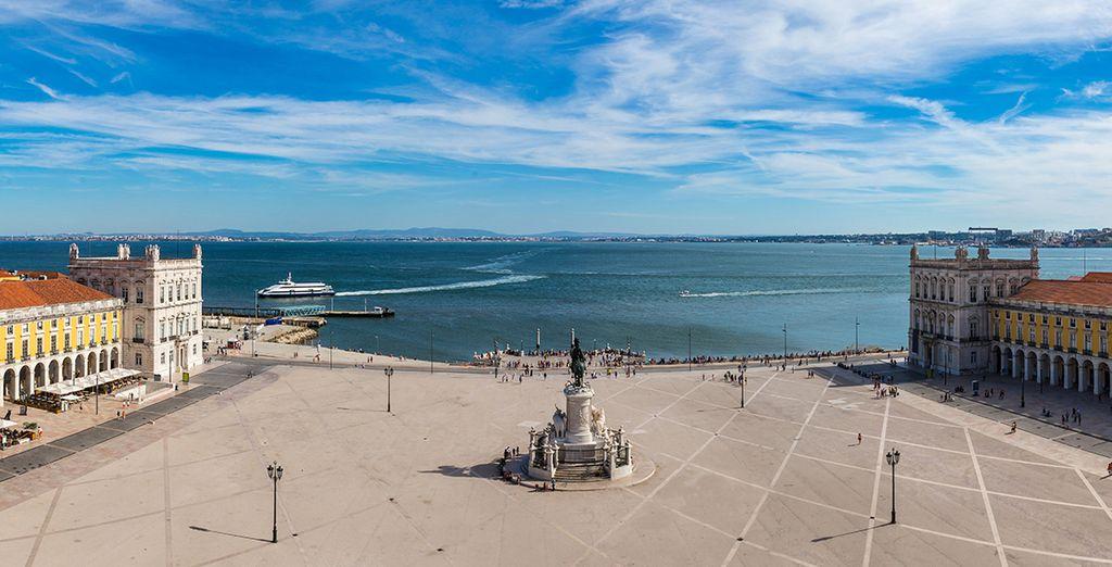 Entdecken Sie die faszinierende Schönheit von Lissabon