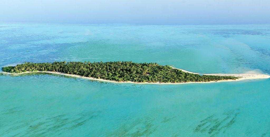 Kommen Sie mit uns auf die Malediven!