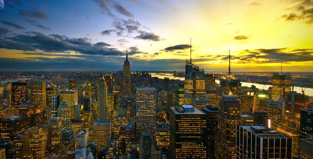 Erleben Sie eine der beeindruckensten Städte der Welt