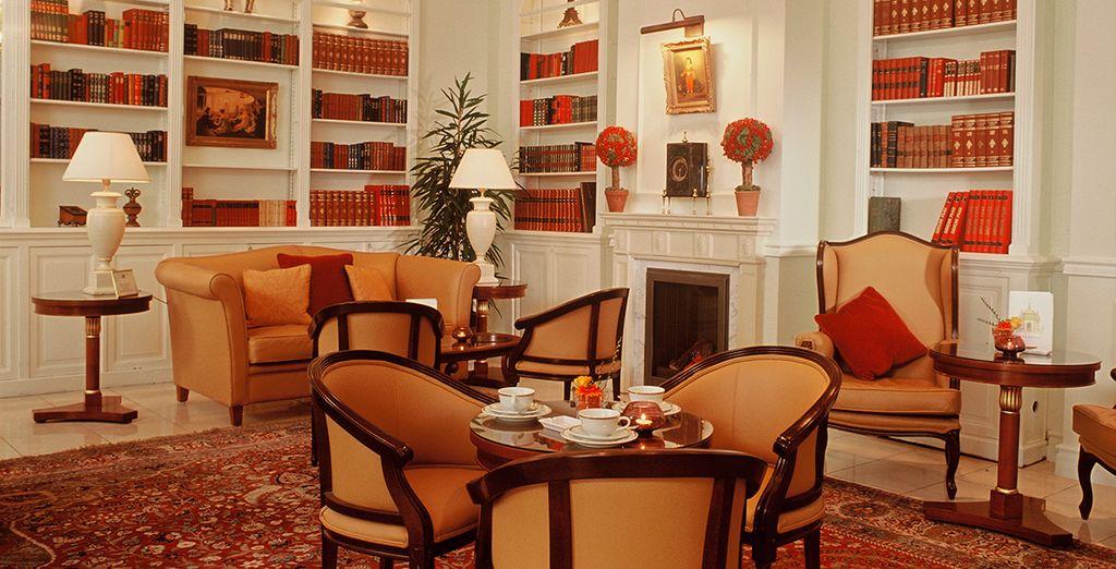 Willkommen im Stanhope Hotel 5*!