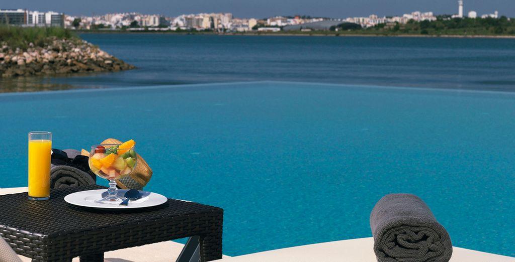 Willkommen im Agua Hotels Riverside 4*