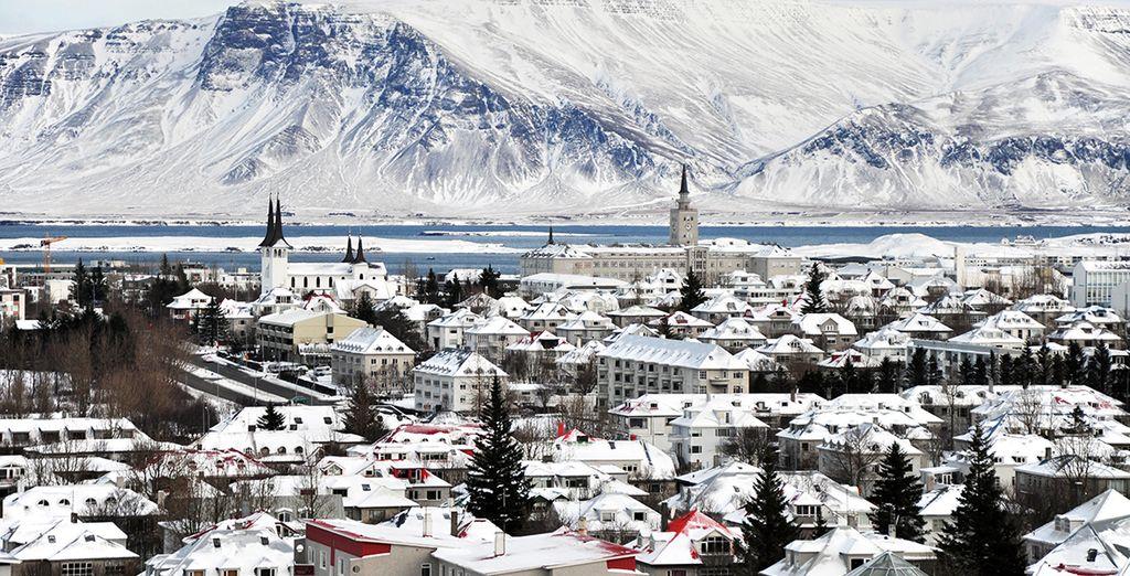 Ihre Reise startet in Reykjavik