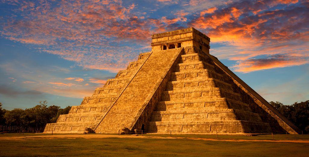 Entscheiden Sie sich optional für die Entdeckungsreise Yucatan