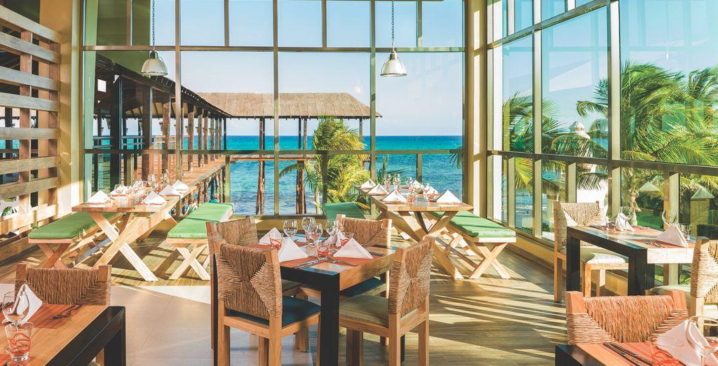 Das Generations Riviera Maya 5* heißt Sie herzlich willkommen