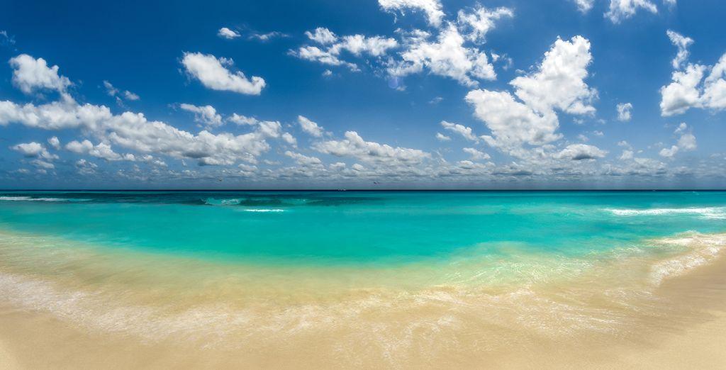 Im wunderschönen Cancun
