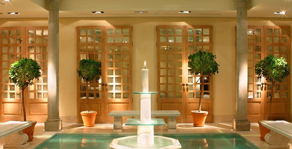 Ein elegantes 4-Sterne-Hotel im Herzen von Granada