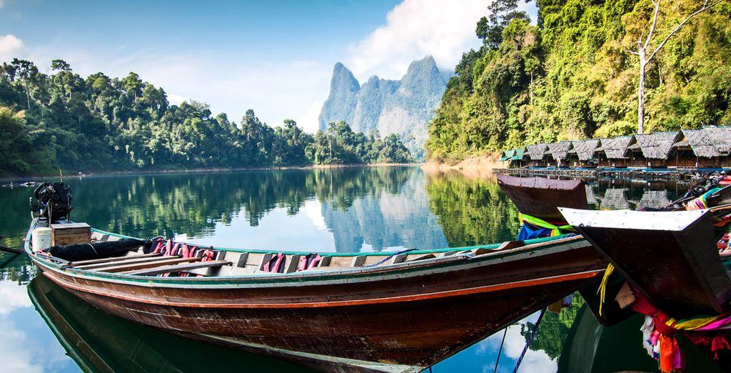 Willkommen in Thailand!
