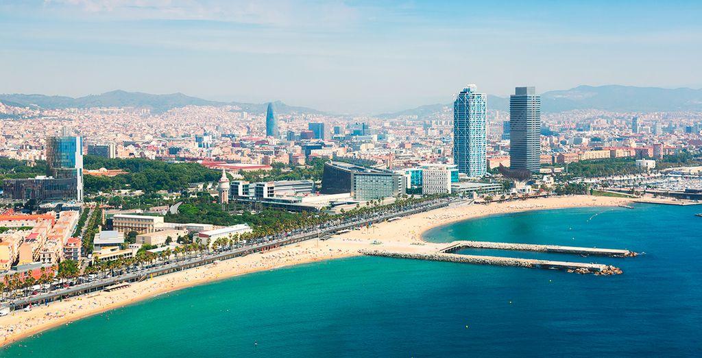 Genießen Sie unvergessliche Momente in Barcelona