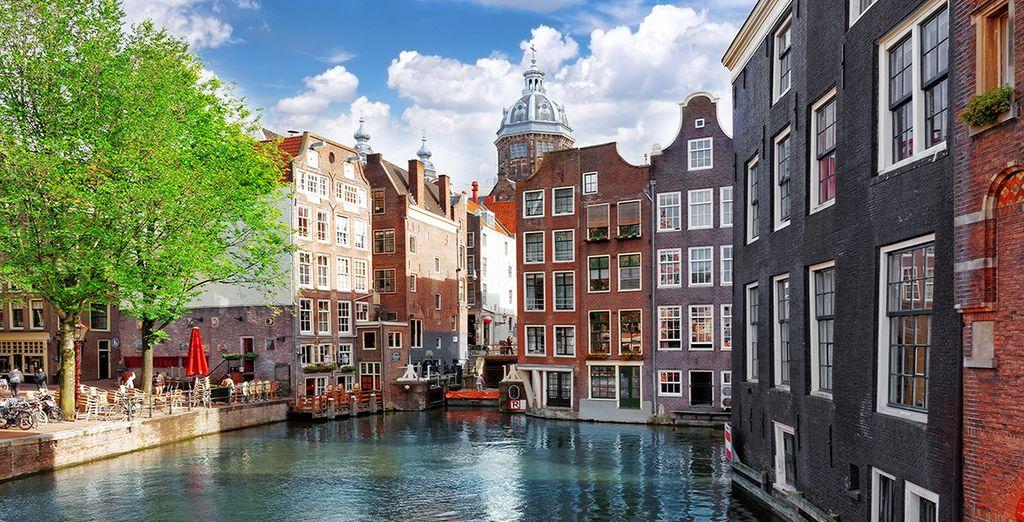 Verreisen Sie mit Voyage Privé nach Amsterdam!