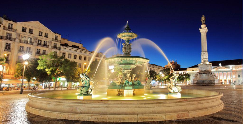 Entdecken Sie Lissabon und seine Reize