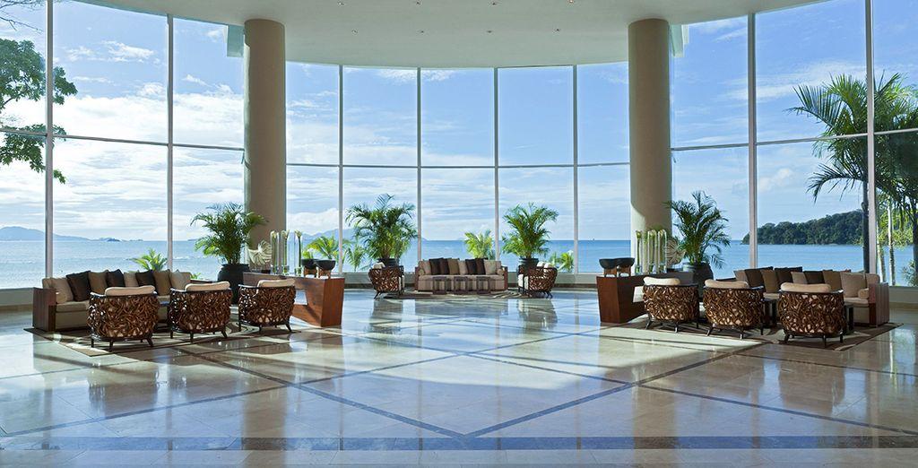 Genießen Sie den Luxus eines 5* Hotels