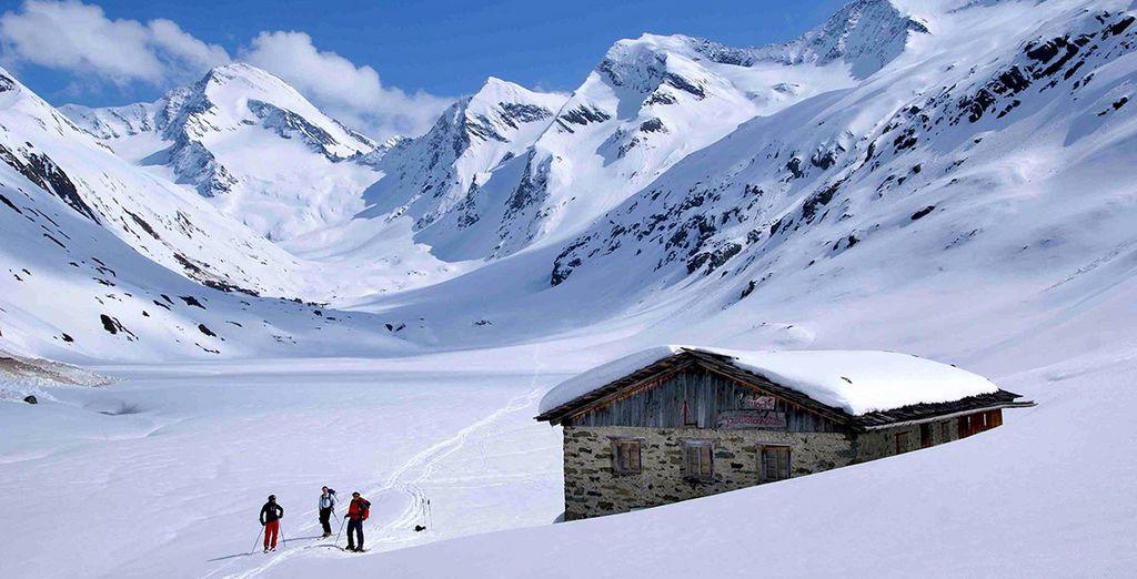 Und verbringen Sie unvergessliche Tage zwischen Schnee und Sport!
