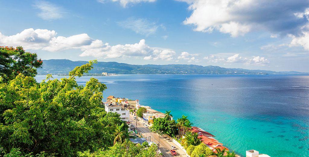 Wir wünschen Ihnen einen schönen Aufenthalt auf Jamaika!