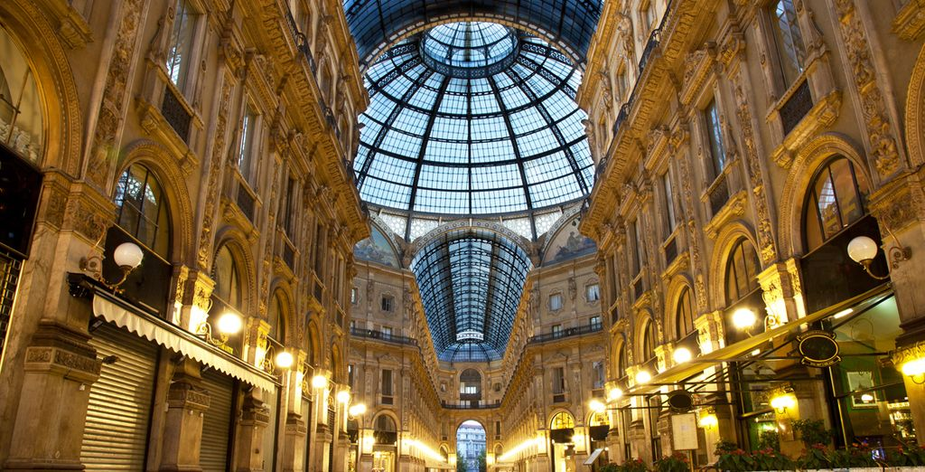 Wir wünschen Ihnen schöne Tage in Mailand!