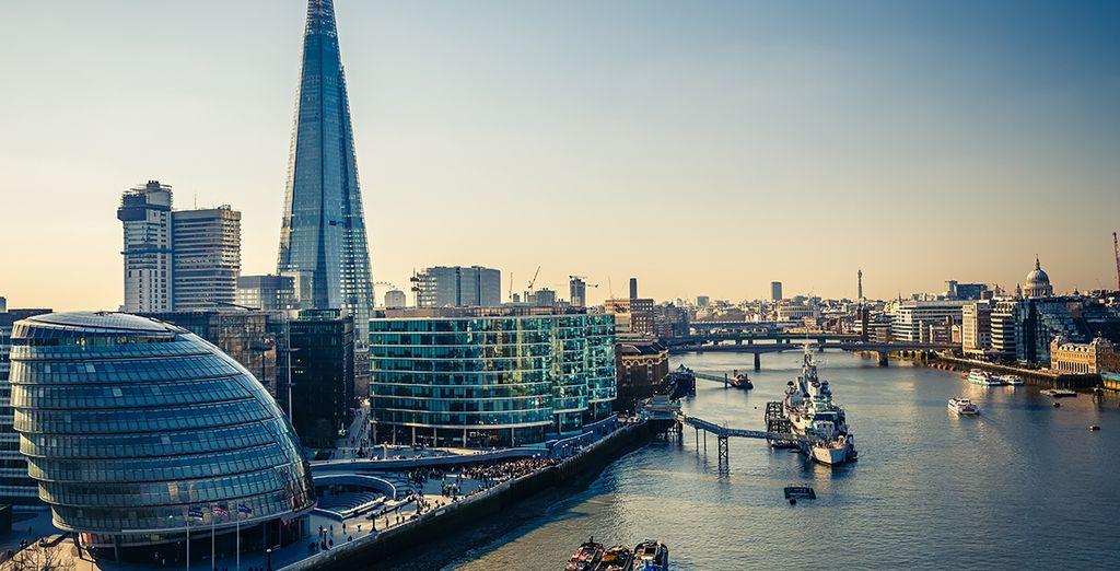 Sie werden Ihren Aufenthalt in London lieben!