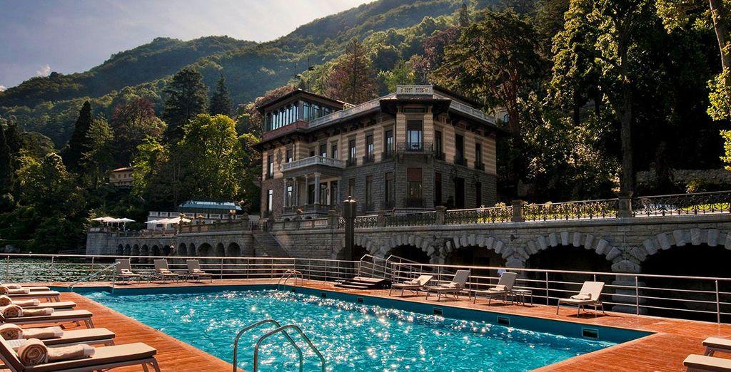 Willkommen im Castadiva Resort & Spa 5*