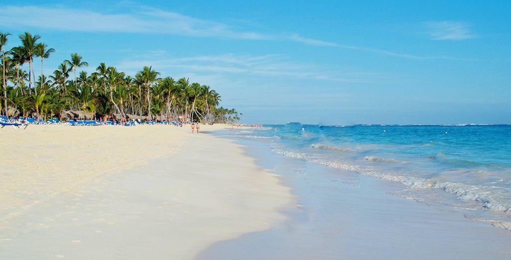 ... oder am Strand