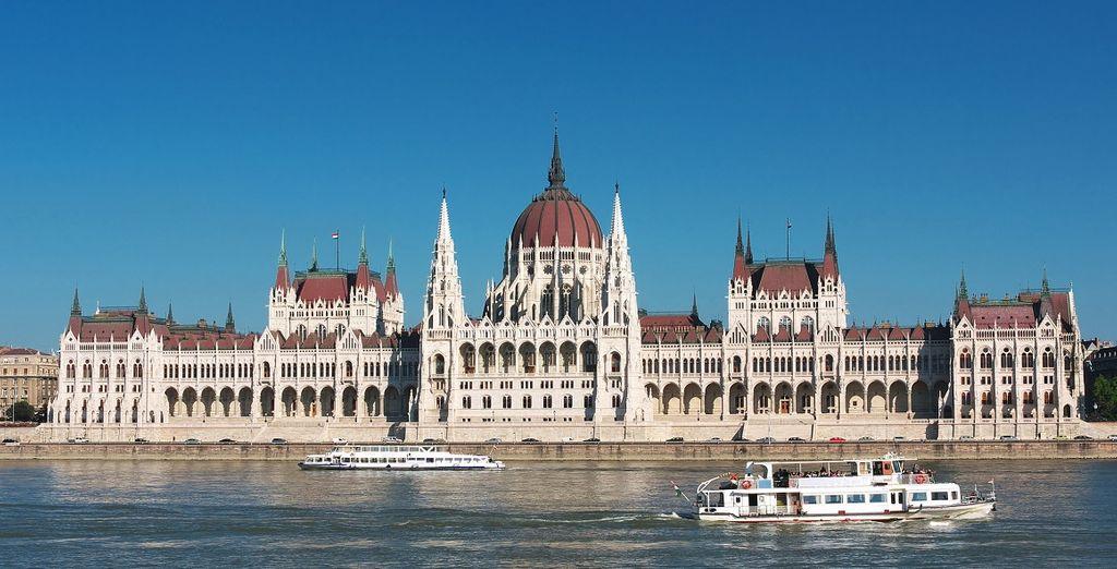 Budapest ist eine Stadt am Fluss, reich an Charme und Geschichte
