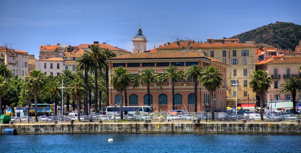 Willkommen im Hôtel Sofitel Golfe d'Ajaccio Thalassa sea & spa 5*!