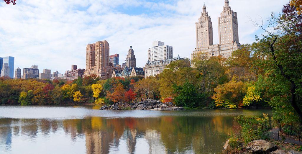 Erkunden Sie New York City