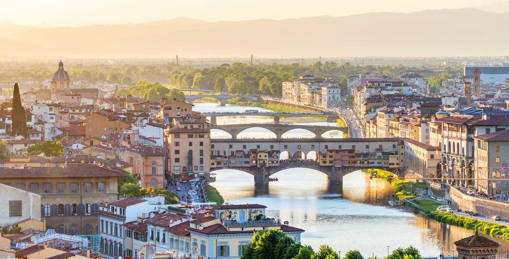 Viel Spaß in Florenz!