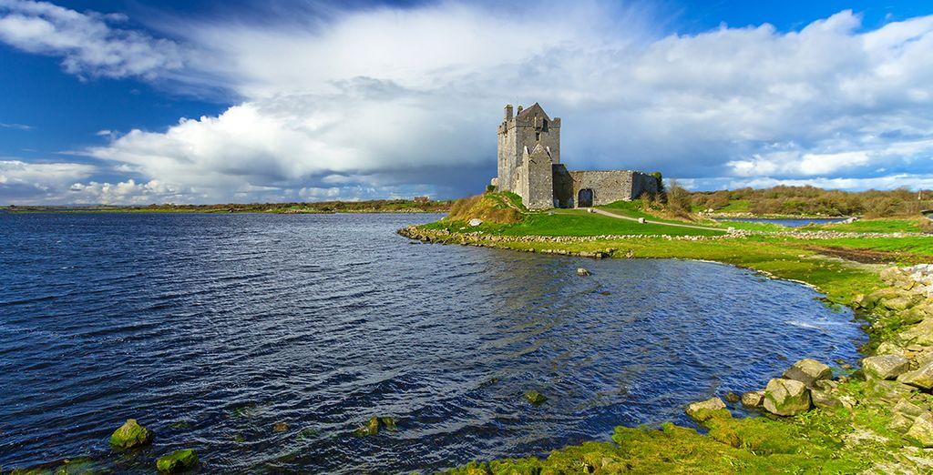Dann geht es weiter nach Galway