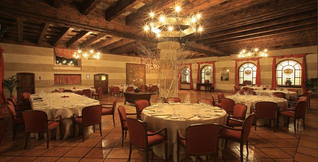 und La Cassolette, elegant und gemütlich