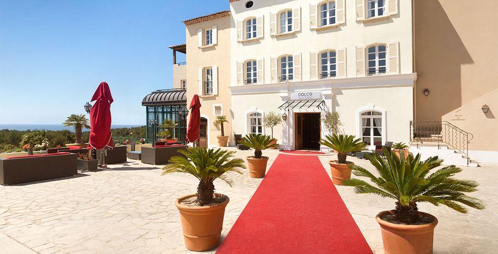 Das Resort Dolce Fregate Provence öffnet seine Pforten