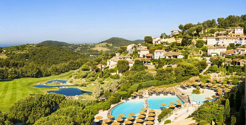 Willkommen an der Côte d'Azur!