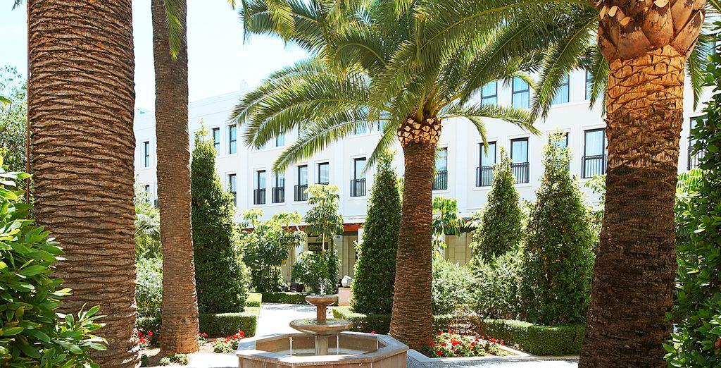 Seit 2006 gilt es als eines der glamourösesten Hotels der Stadt